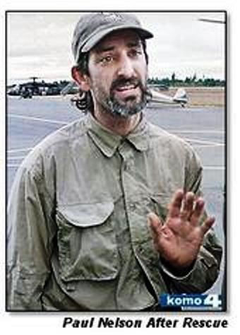 Paul, Sept 2000, refusing media interviews for once