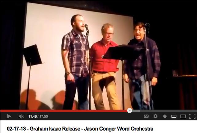 Jason Conger, Joe Chiveney, Paul Nelson