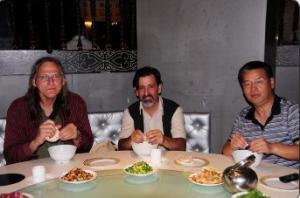 Denis Mair, peN, Yi Sha in Xi'an