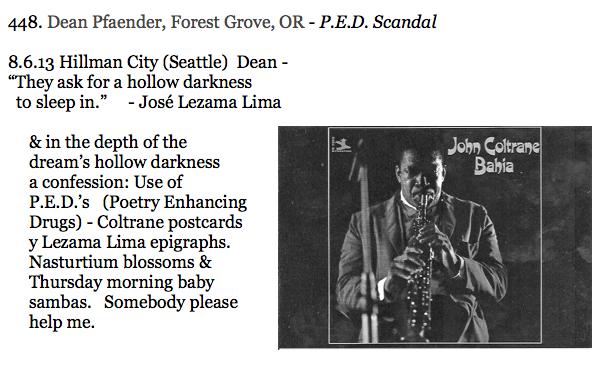 448. Dean Pfaender, Forest Grove, OR - P.E.D. Scandal