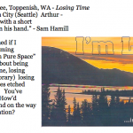 461. Arthur Tulee, Toppenish, WA - Losing Time