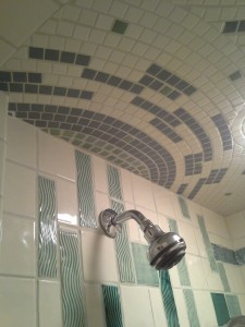 His Cascadia Shower