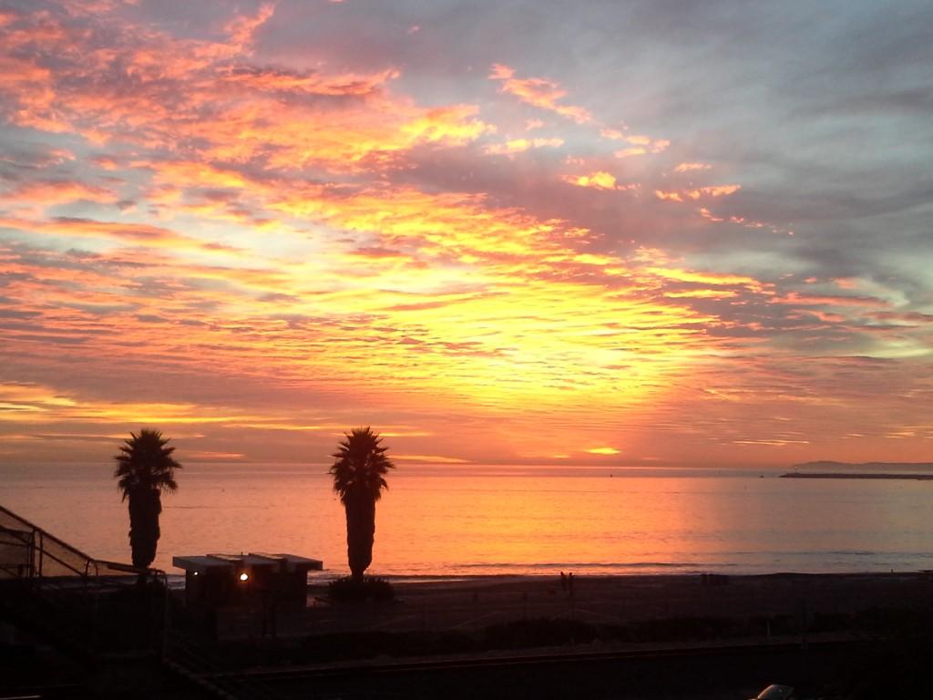 12.2.13 Dana Point Sunset