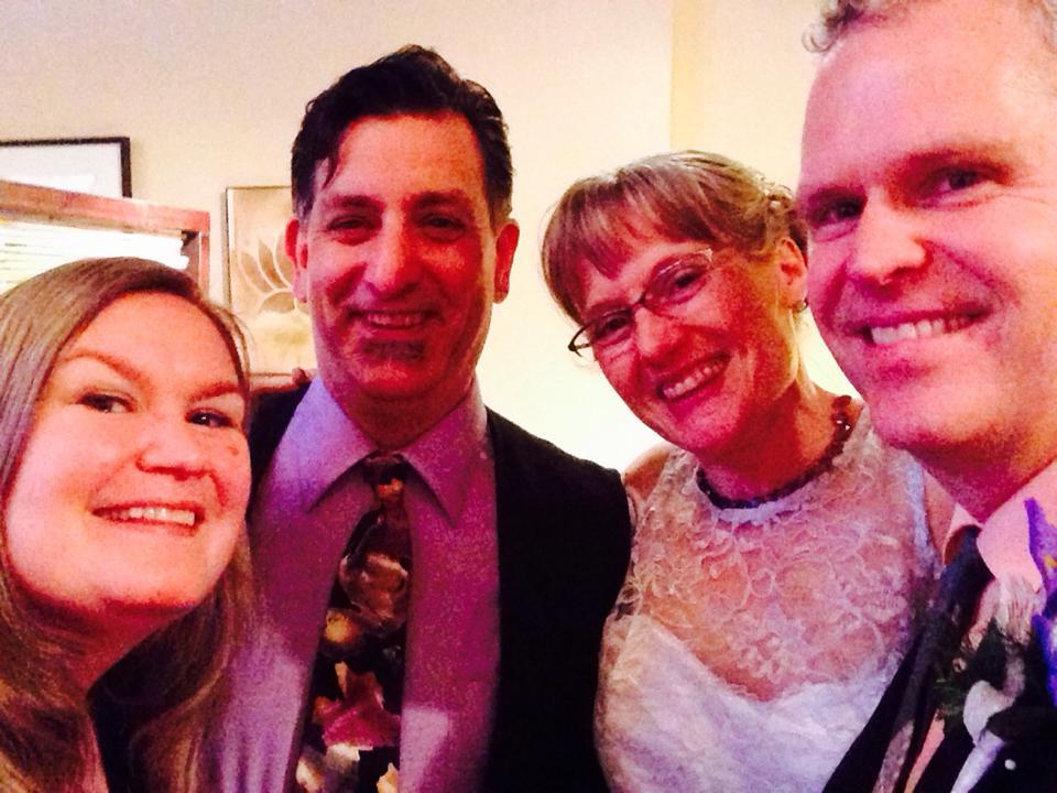Mer, Paul, Cathy and Joe
