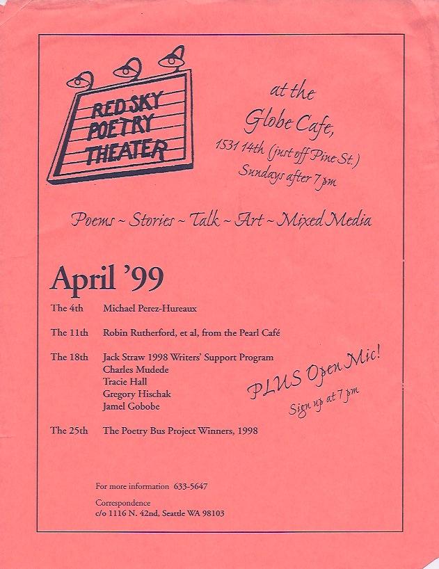 April Red Sky Flyer (1999)
