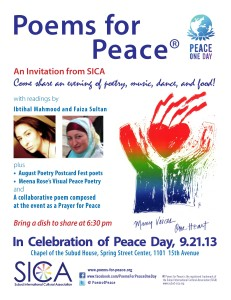 Poems4PeaceSeattle