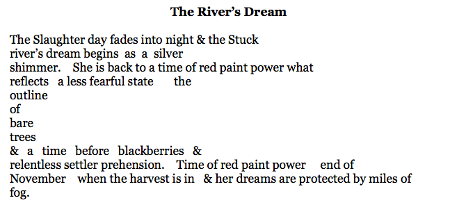 The River's Dream
