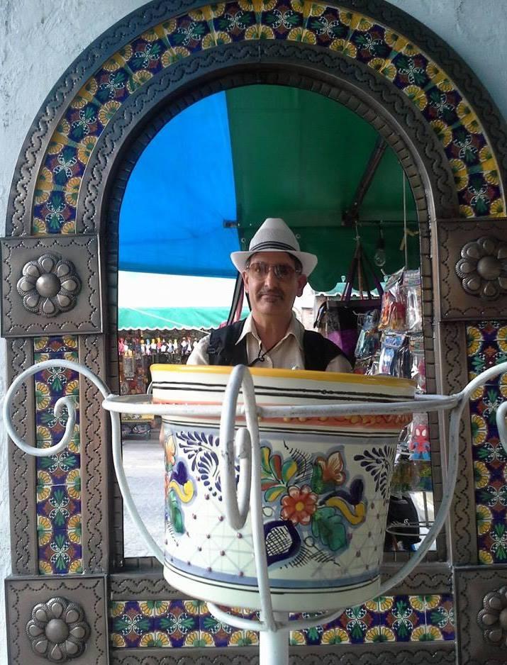 8.6.14 Pablo en el espeja Puebla