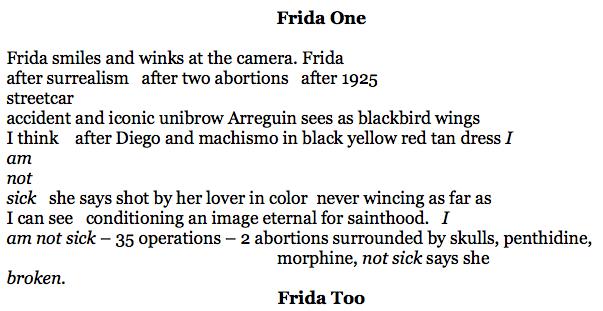 Frida One