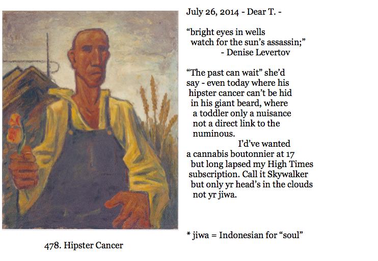 478. Hipster Cancer