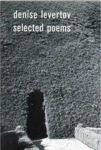 Denise Levertov Selected Poems