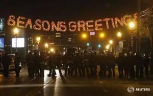 Ferguson Seasons Greetings