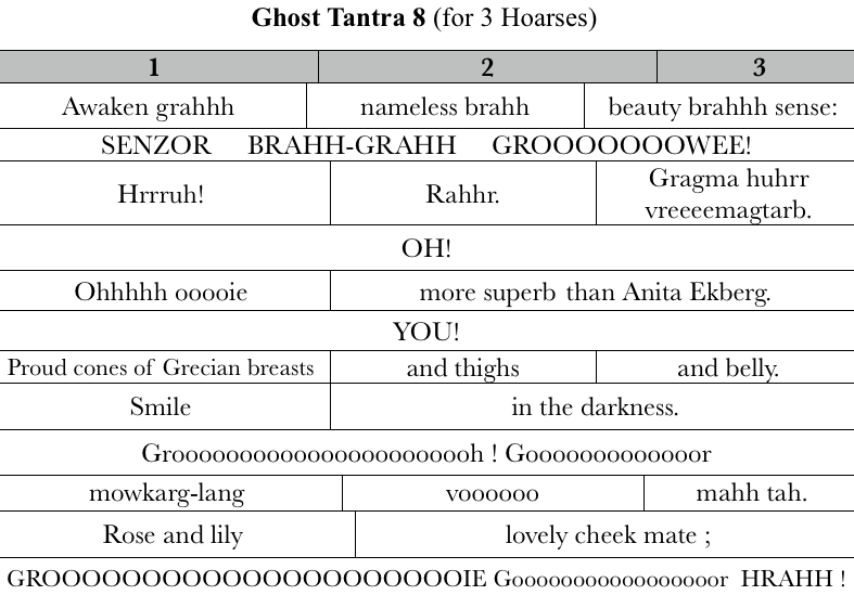 Ghost Tantra 8