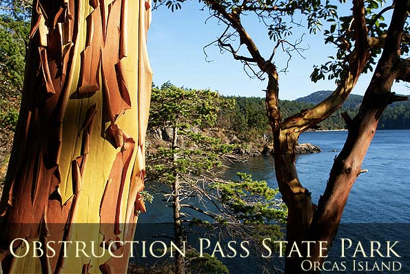 Obstruction Pass State Park