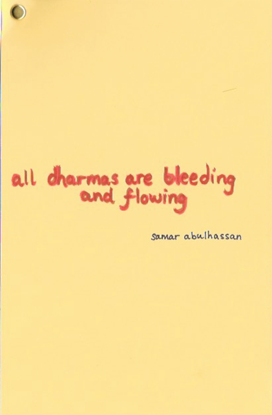 Samar All Dharms Are Bleeding