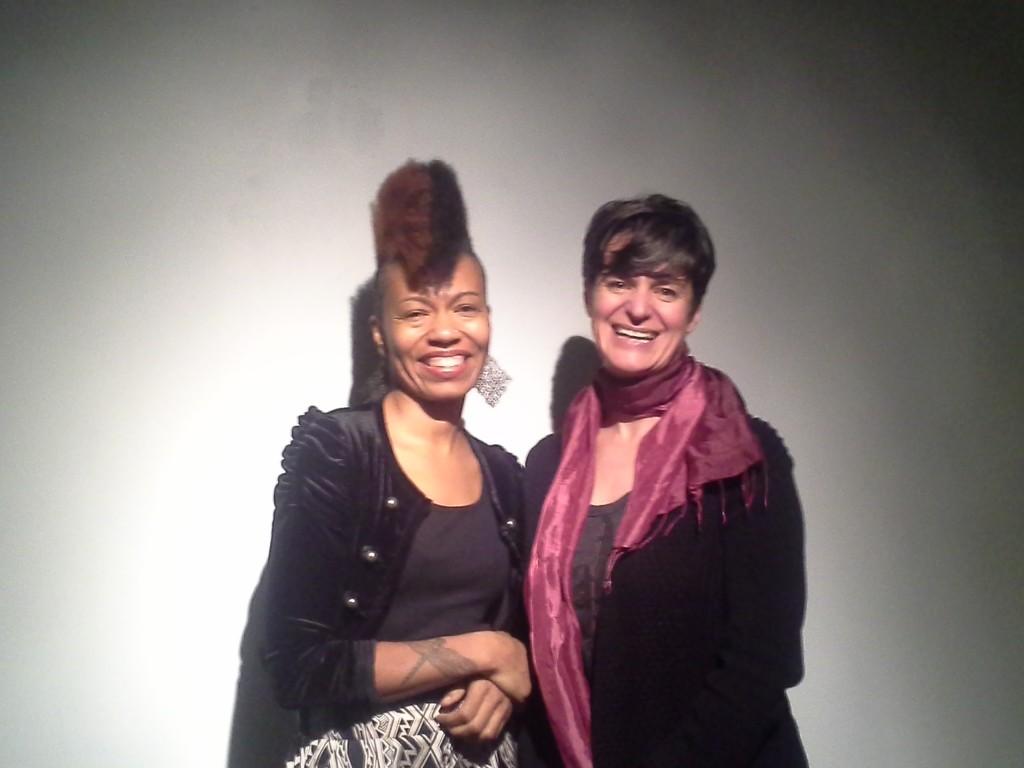 Anastacia Tolbert and Allison Cobb, Feb 26, 2015, Gallery 1412