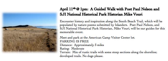 San Juan Poetry Walk