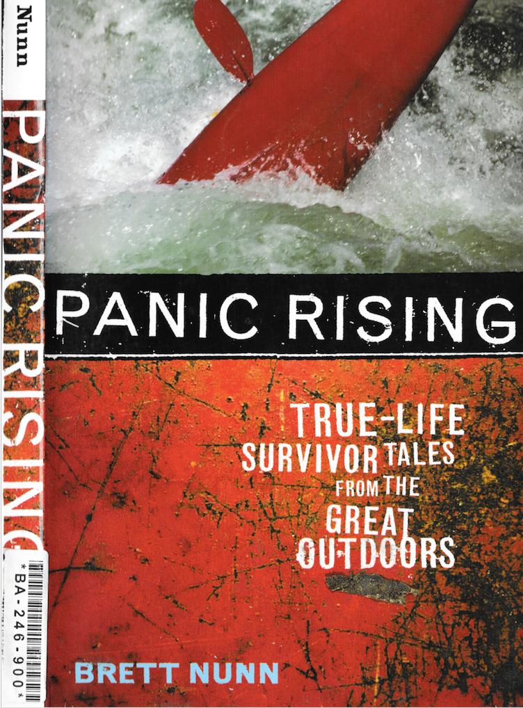 1. Brett Nunn Cover Panic Rising