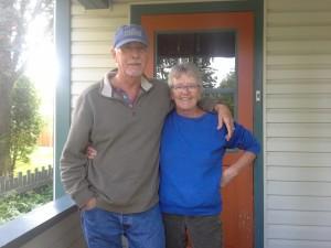 Barry and Joy McKinnon
