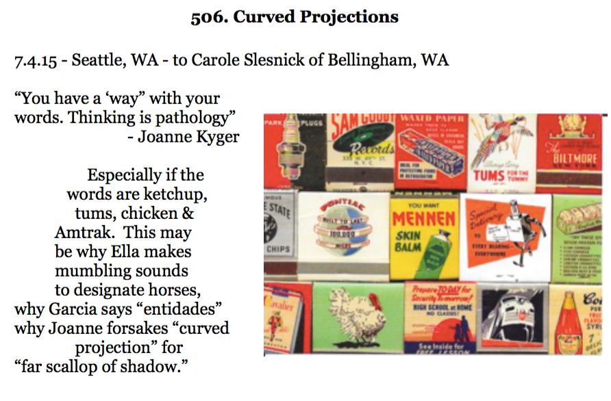 506. Curved Projections