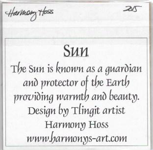 Harmony Hoss Sun 1