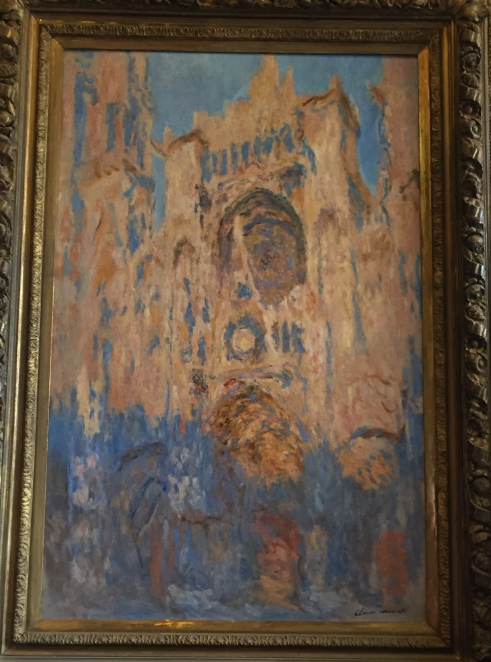 Rouen Cathedral Painting