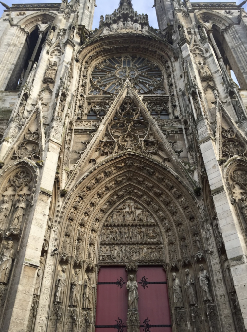 Rouen Cathedral Photo