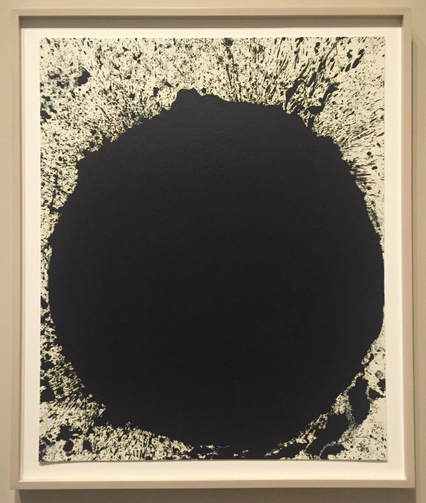 Bessie Smith (by Richard Serra, 1999) Etching. 2015 Gift to National Gallery by Gemini G.E.L.