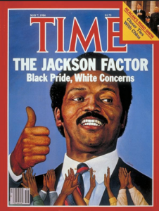 Jesse Jackson Black Pride White Concerns