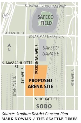 Sodo Stadium Plan