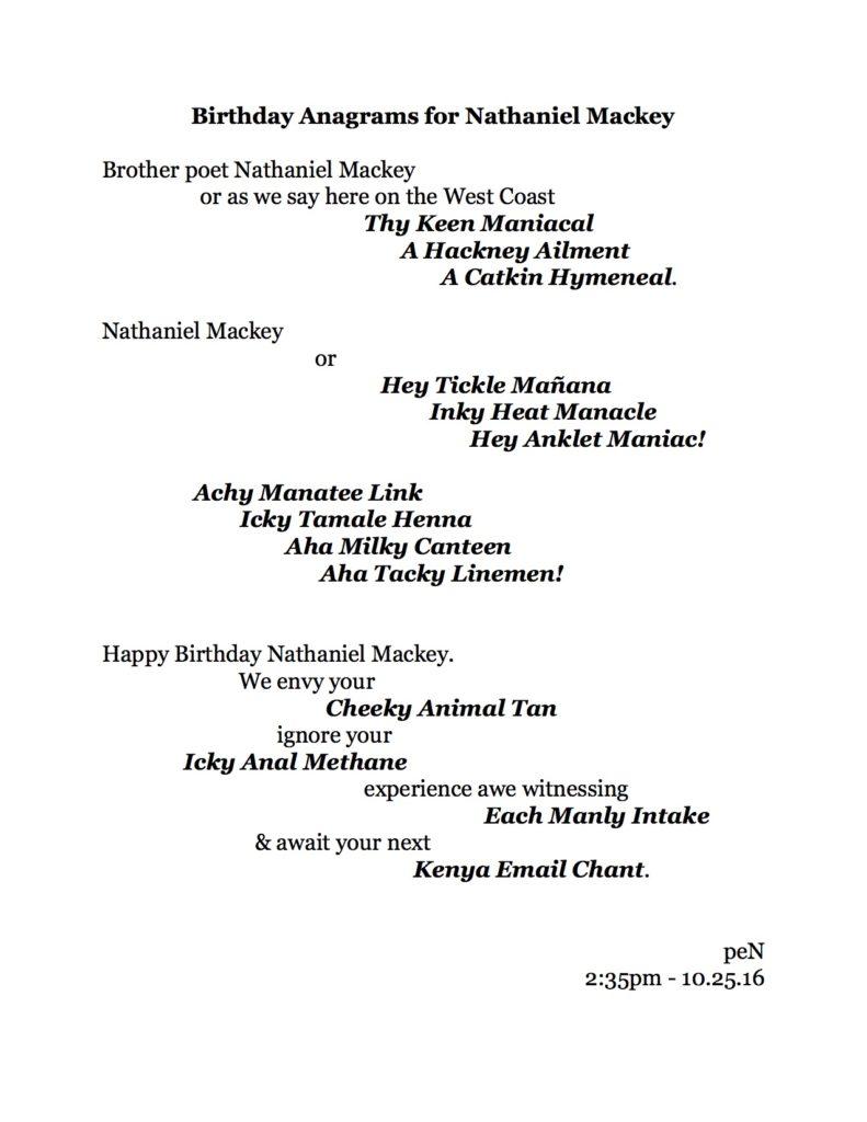 birthday-anagrams-for-nathaniel-mackey