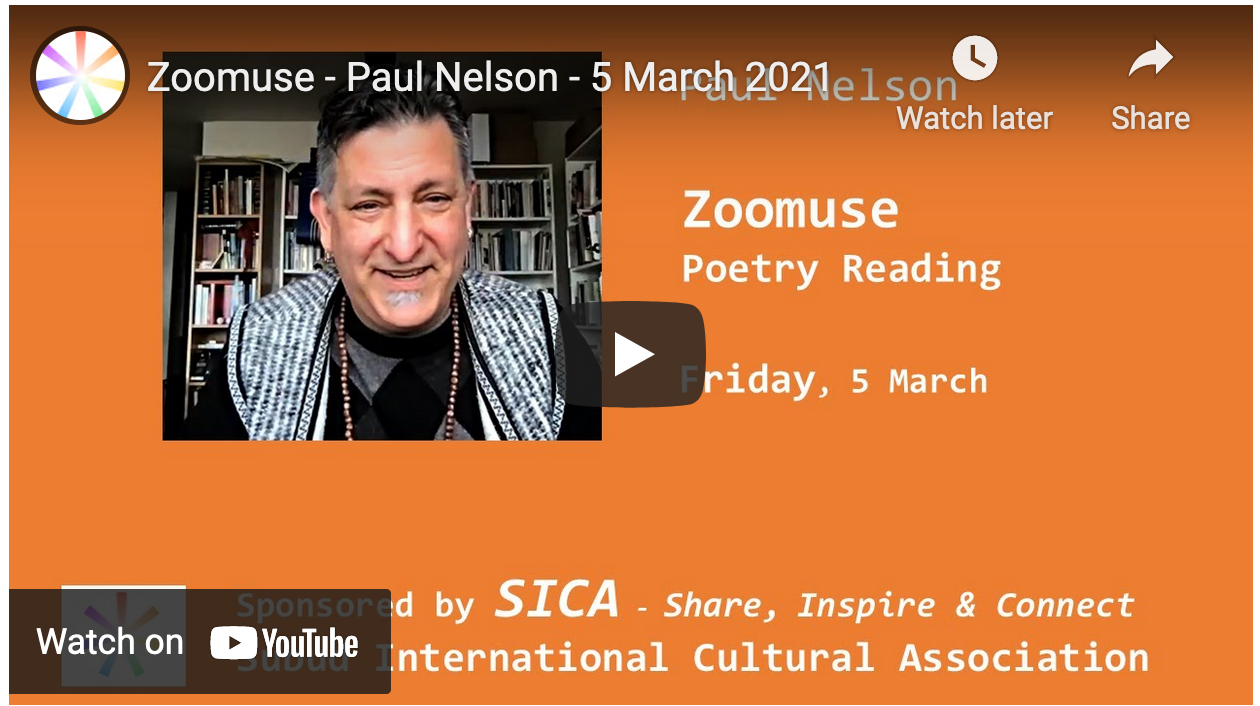 Zoomuse Reading (The Recording)